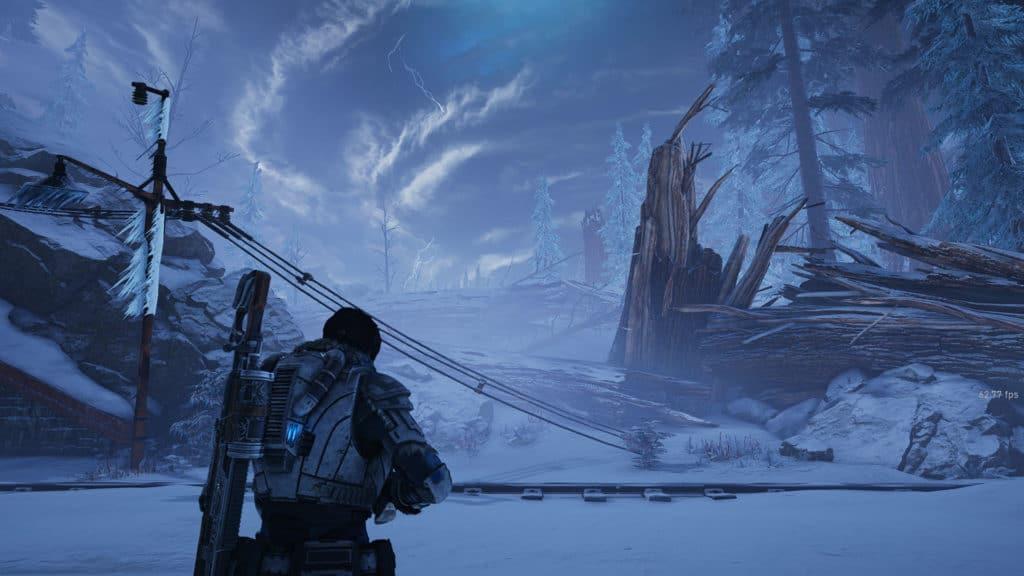 Immagine di gameplay dell'Atto 2