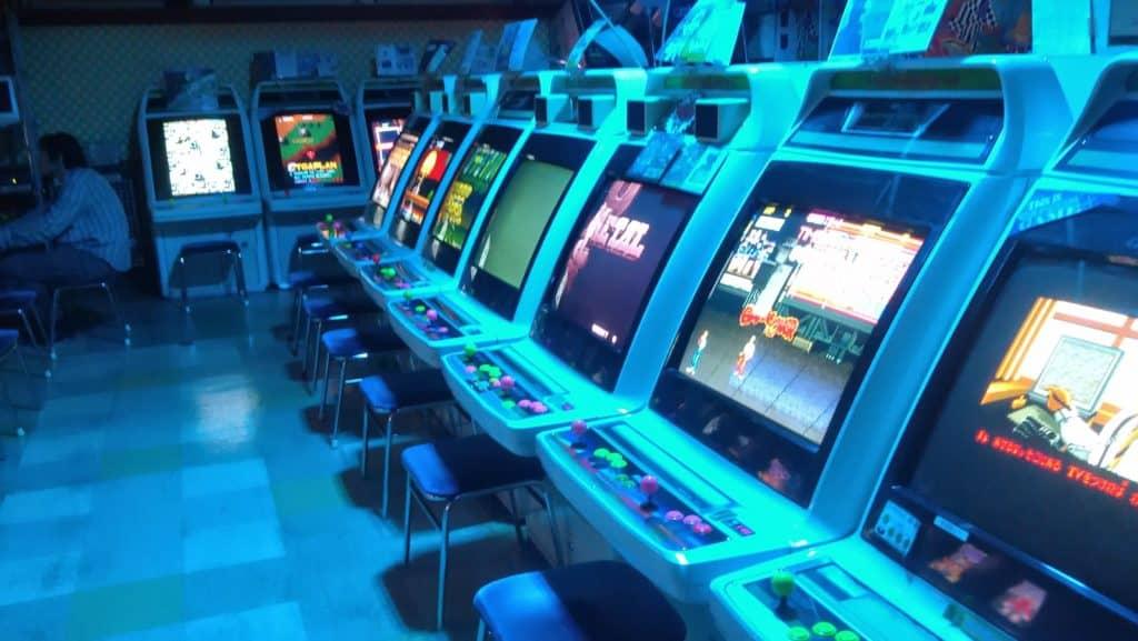 Arcade: il futuro secondo taito