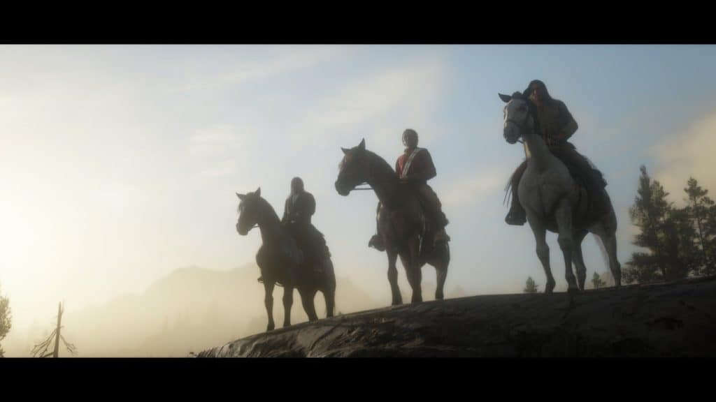 Red Dead Redemption 2 morale