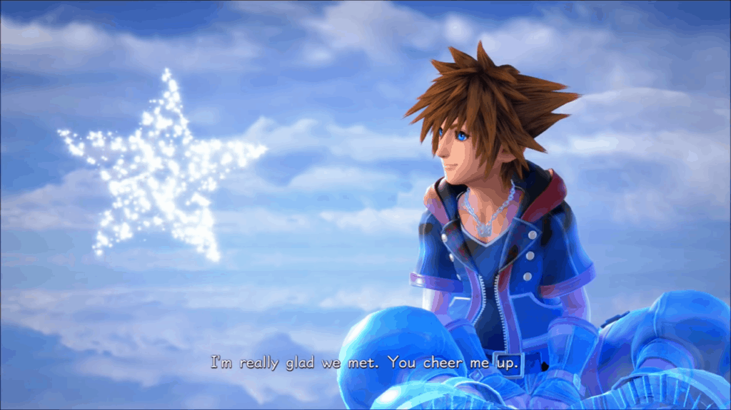 kingdom hearts memoria