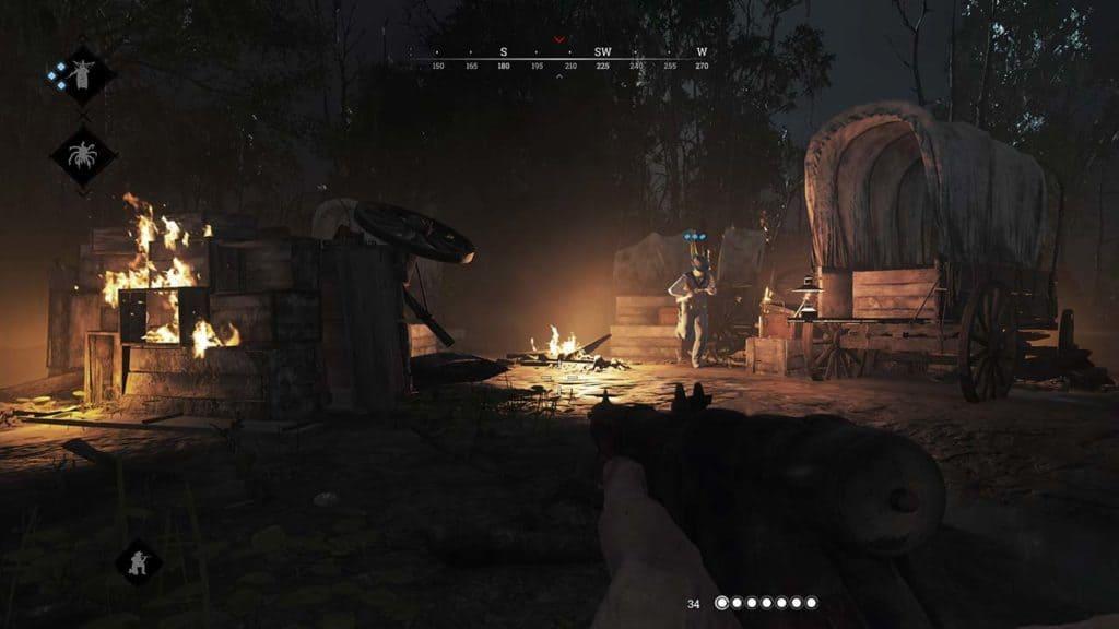 Hunt Showdown rece-guida ps4
