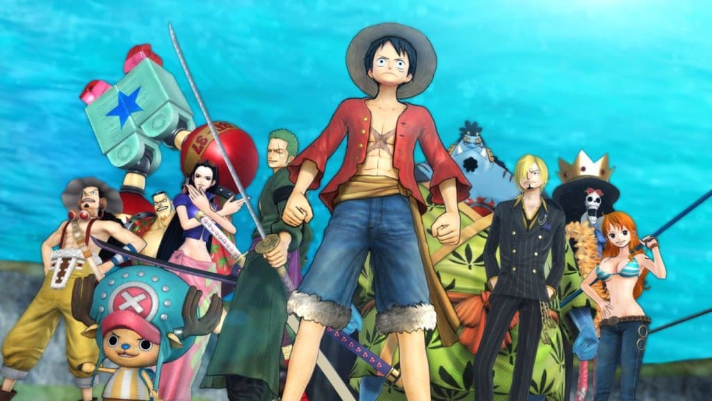 one piece treasure cruise recensione