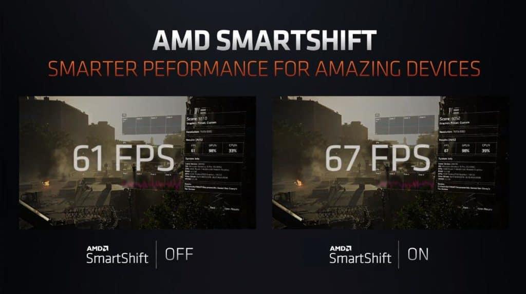 ps5 SmartShift