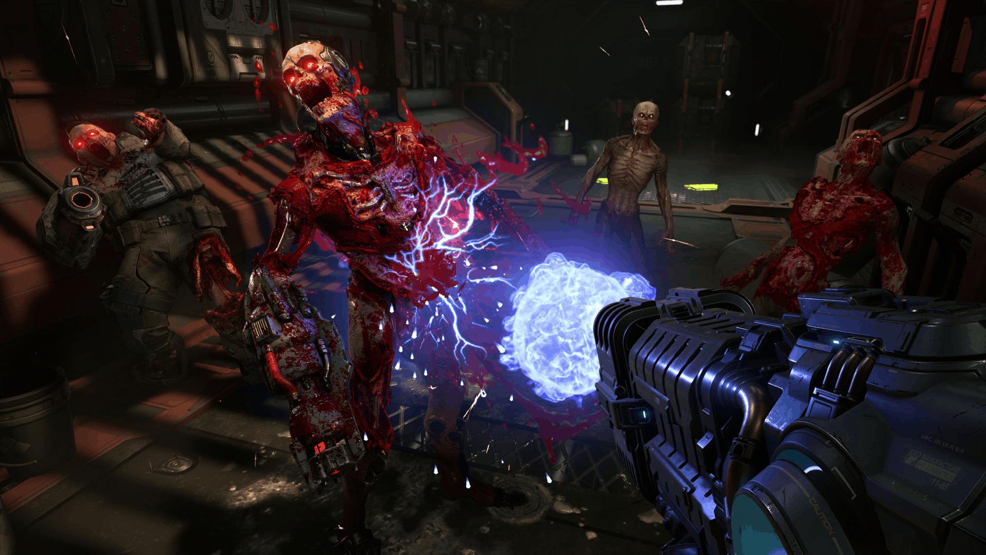 Doom Eternal metal