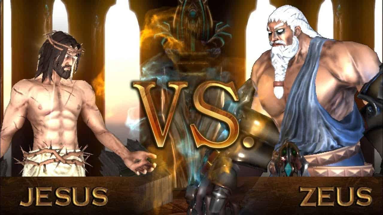 God of War religione