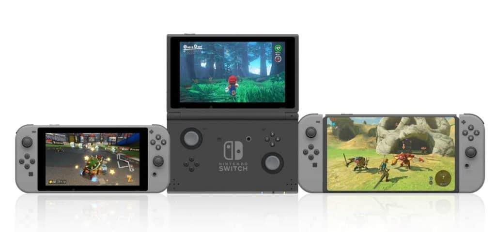 nx-abcd switch domestica