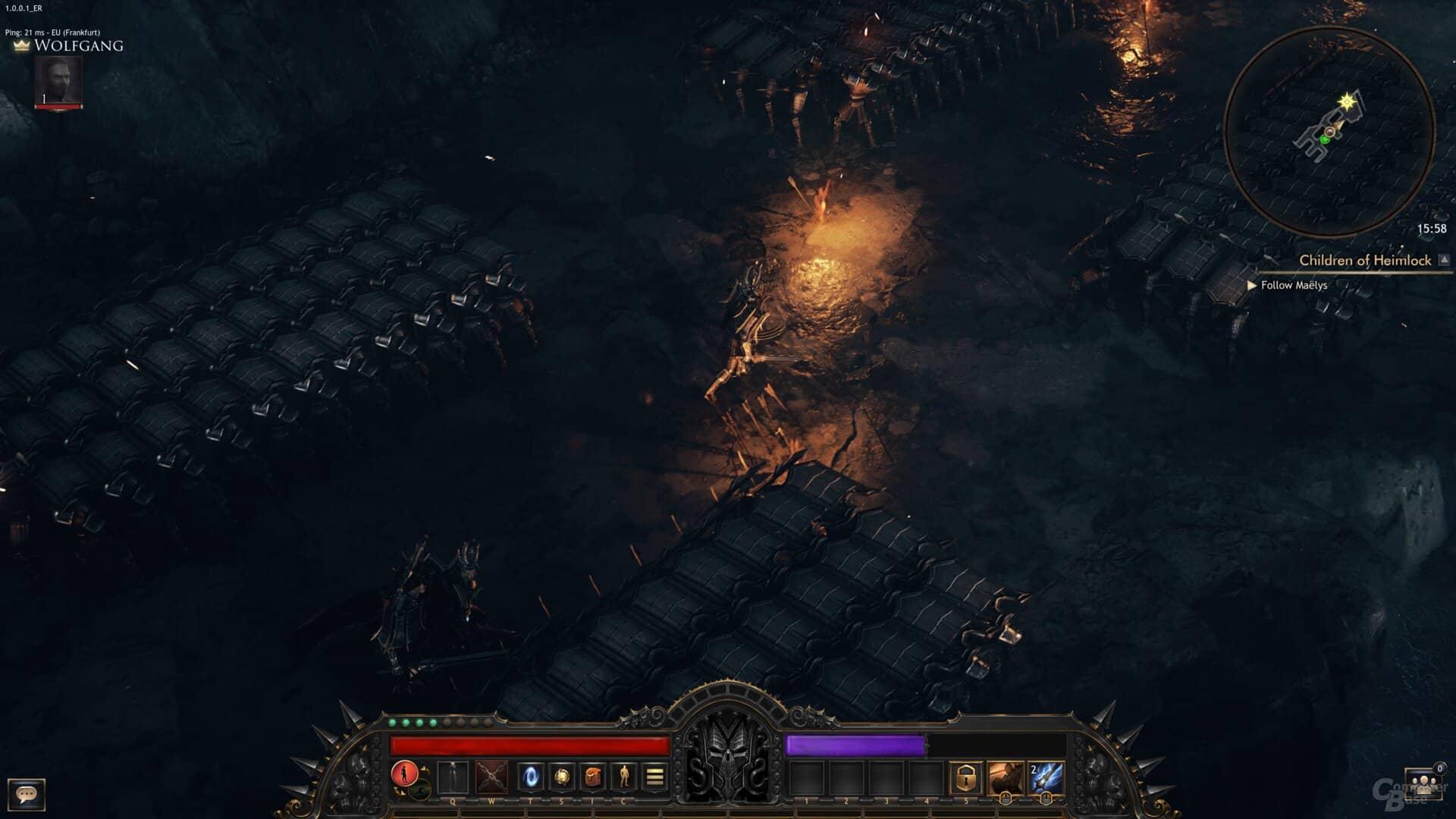 Immagine di guerra di Wolcen: Lords of Mayhem