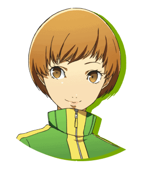 Icona di Chie da Persona 4: The Golden Animation