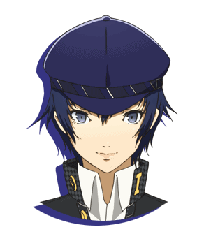 Icona di Naoto da Persona 4: The Golden Animation