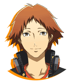 Icona di Yosuke da Persona 4: The Golden Animation
