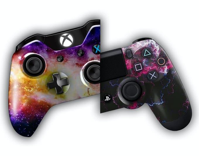 personalizzare una console