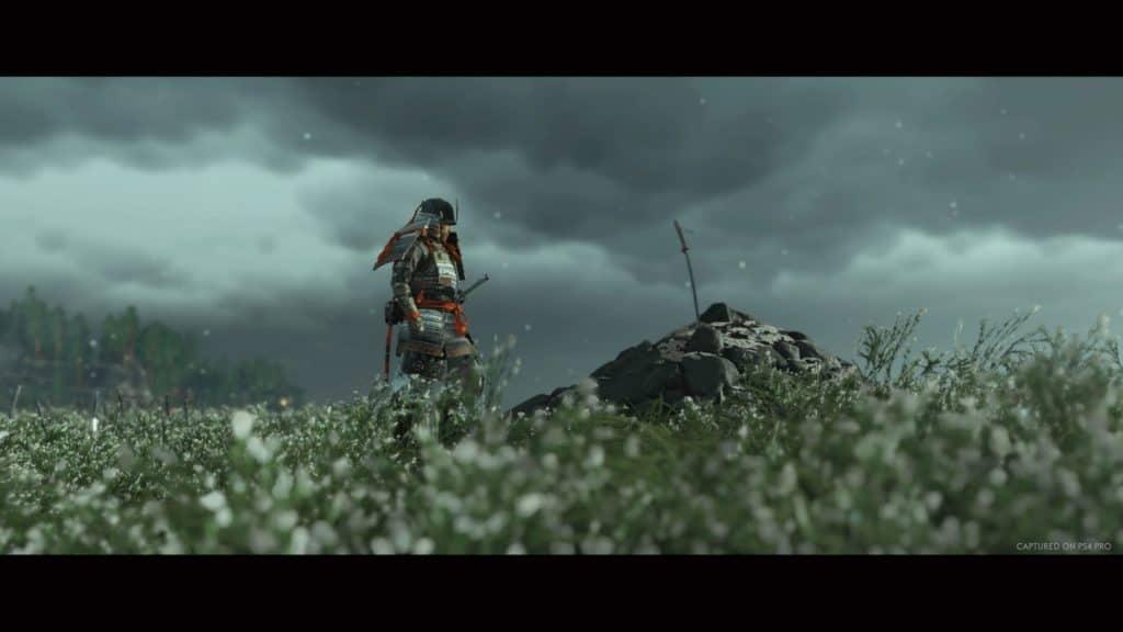 Jin ha appena conficcato la sua spada in un nemico