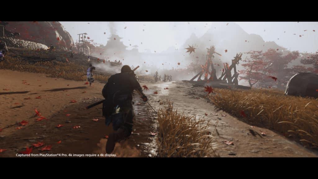 Jin corre ad affrontare i suoi nemici mongoli