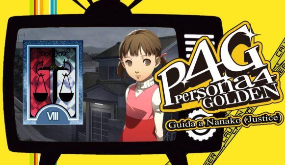 Nanako insieme al suo tarocco in una guida al suo Social Link di Persona 4 Golden
