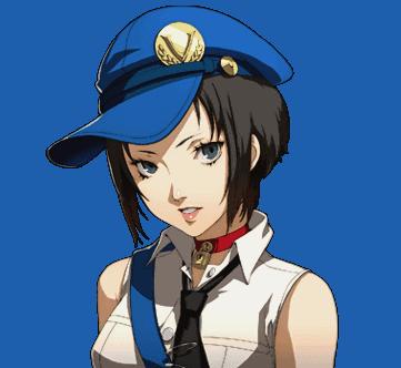 Ritratto di Marie, Social Link dell'arcano Aeon