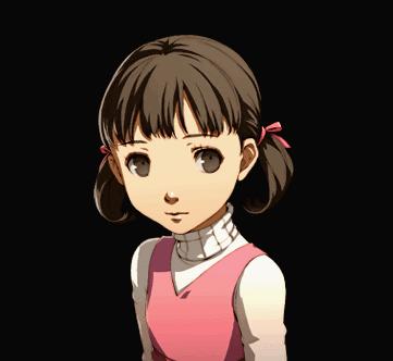 Ritratto di Nanako Dojima, Social Link dell'arcano Justice