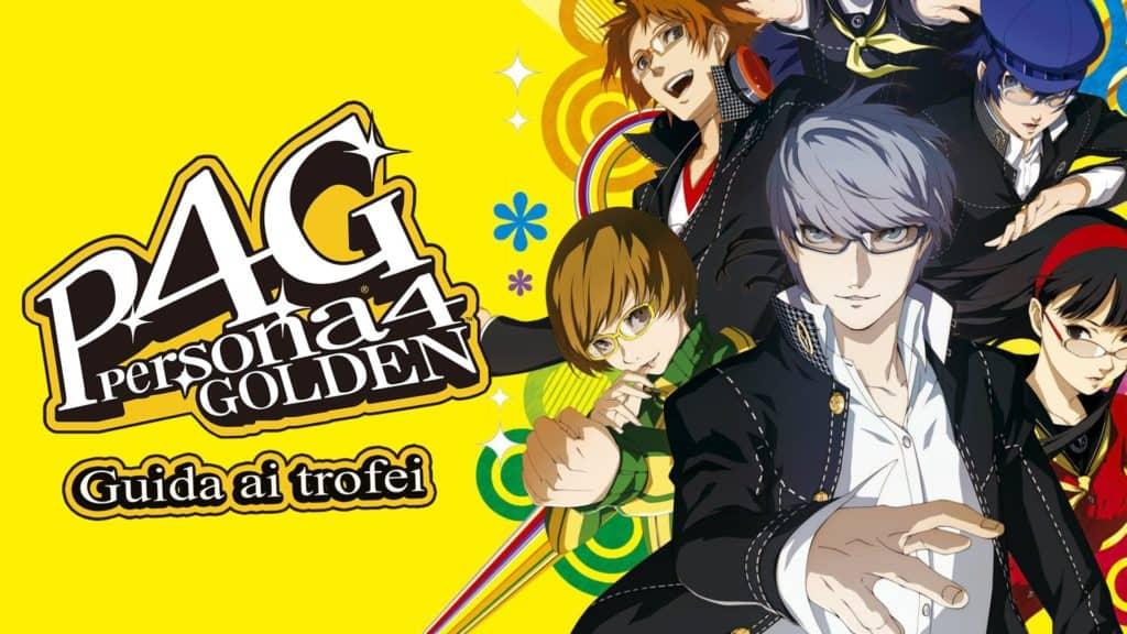 Guida ai trofei di Persona 4 Golden