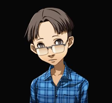 Ritratto di Shu Nakajima, Social Link dell'arcano Tower
