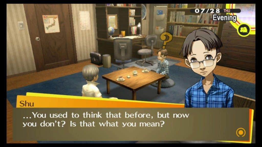 Dialogo tra Yu e Shu