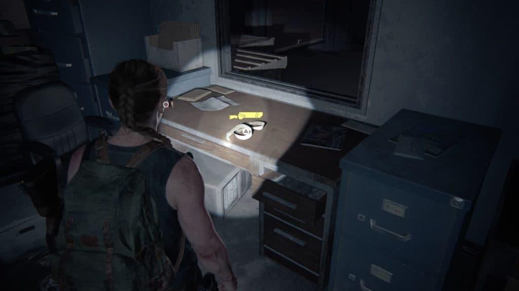 La fondina arma lunga per Abby