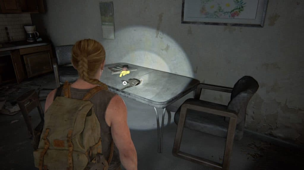La fondina arma corta per Abby