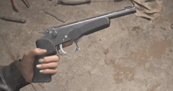 La Pistola da Caccia di the Last Of Us 2