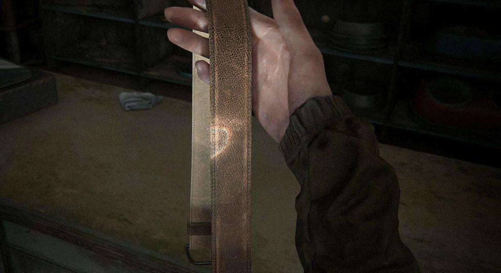 La fondina arma lunga per Ellie