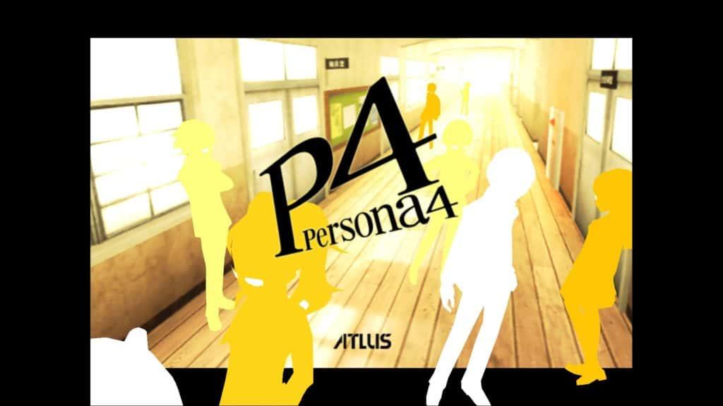 Persona 4 esperienza