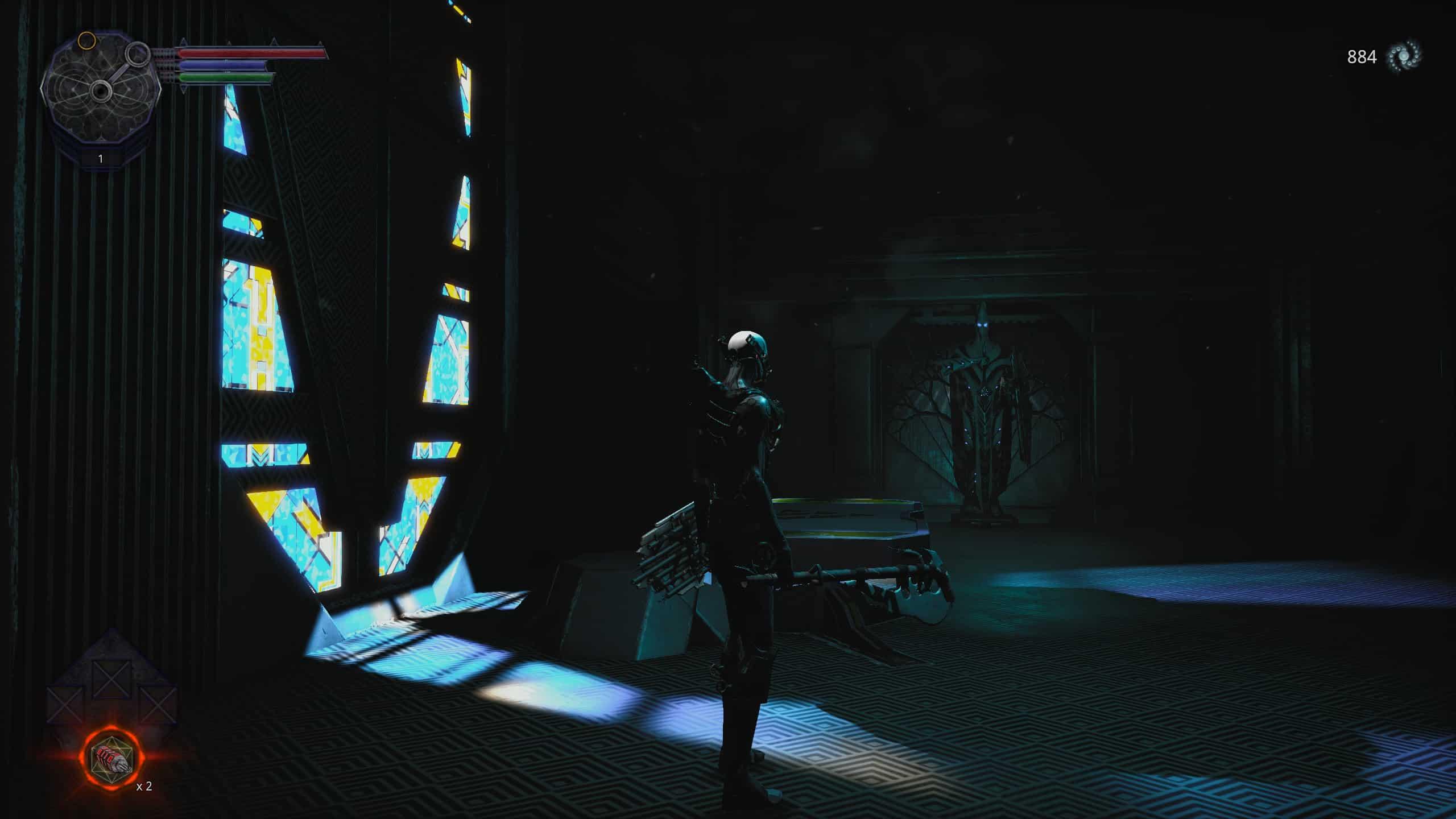 Hellpoint Dark Souls