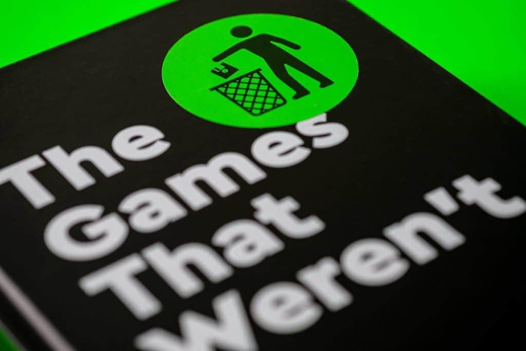 The Games That weren't vaporware