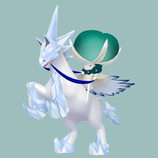 Calyrex (Cavaliere Glaciale)