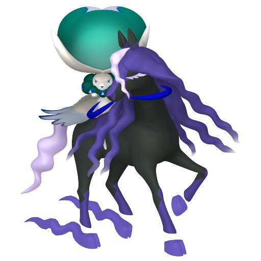 Calyrex (Cavaliere Spettrale)