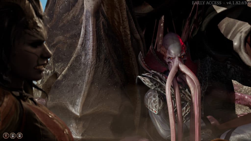Mind Flayer in Baldur's GAte 3