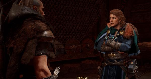 Dialogo con Randvi