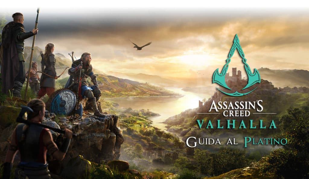 Guida al platino di Assassin's Creed: Valhalla