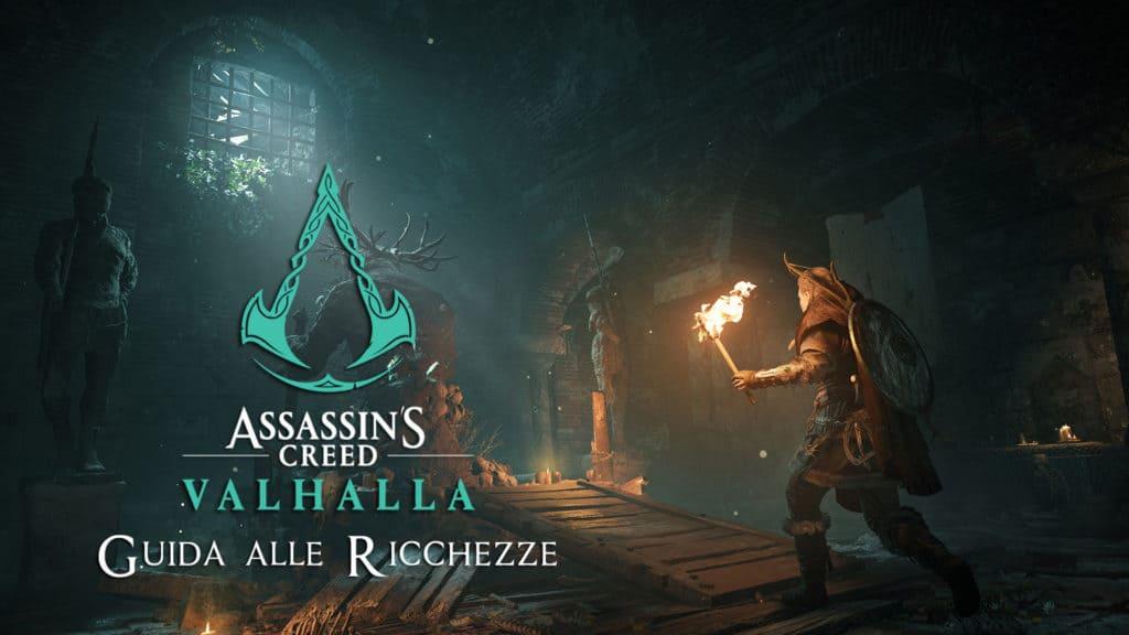 Dove trovare tutte le ricchezze in Assassin's Creed: Valhalla