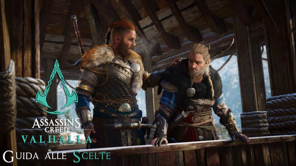 Guida alle scelte di Assassin's Creed: Valhalla