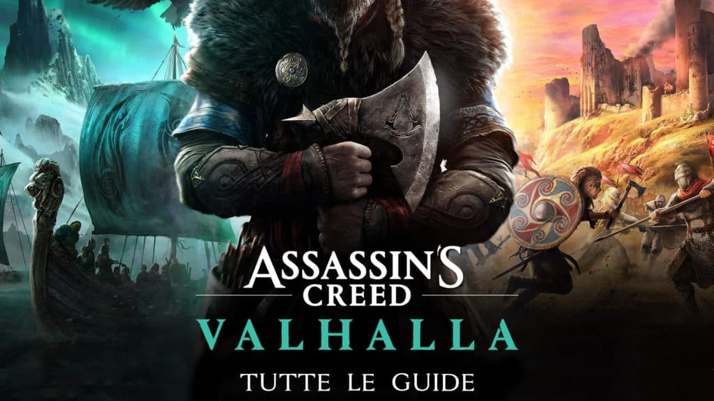 Tutte le guide di Assassin's Creed: Valhalla