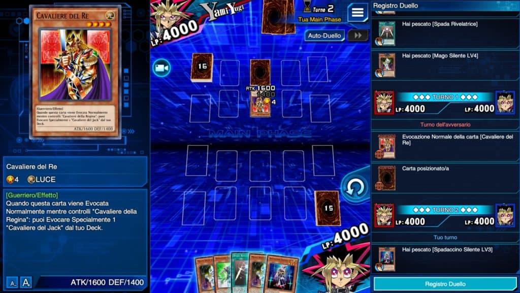 Yami Yugi e Yugi Muto duellano per l'ultima volta in una delle scene finali dell'anime ricreate all'interno di Duel Links