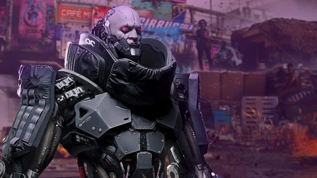 Ottavo boss di cyberpunk 2077