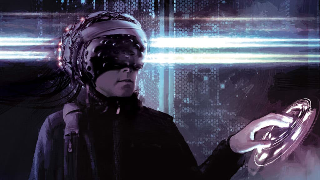 Cyberpunk Red Netrunner