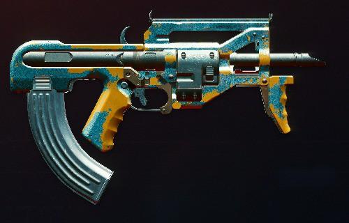 L'arma iconica, Buzzsaw