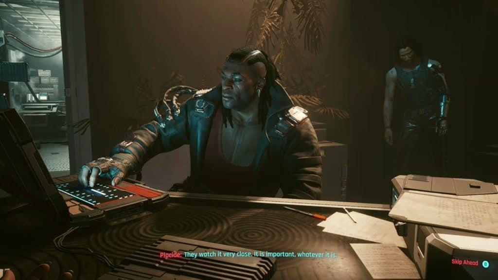 Quinto boss di cyberpunk 2077