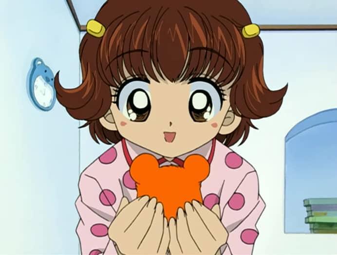 Laura, padroncina di Hamtaro nell'anime di Hamtaro