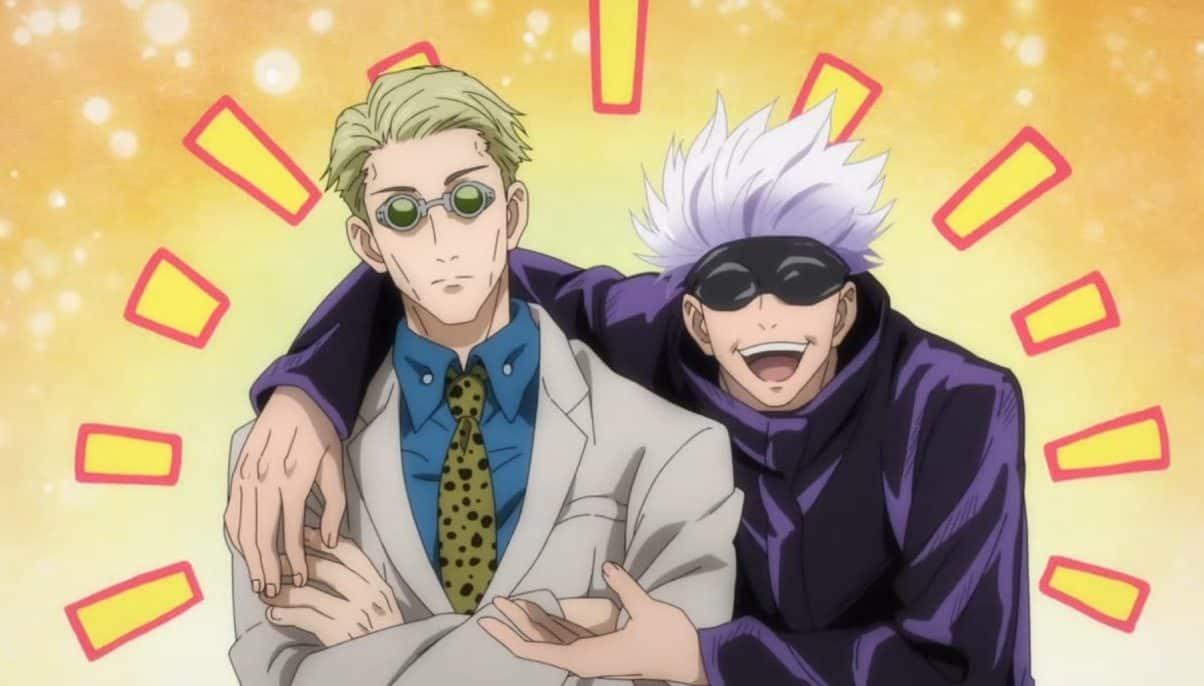 Kento e Gojo