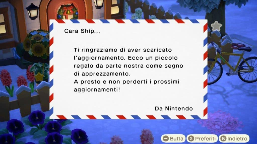 Lettera da Nintendo