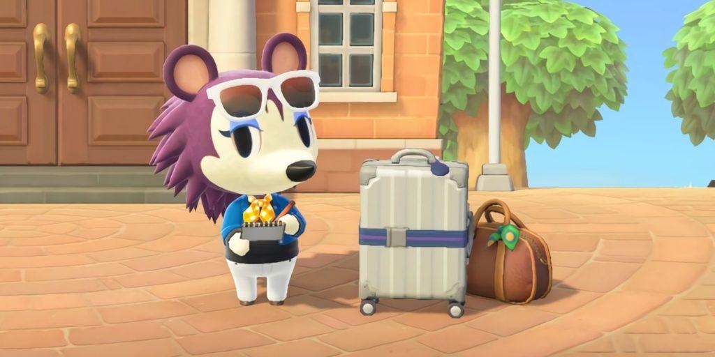 Bice, sorella di Agostina e Filomena su Animal Crossing: New Horizons