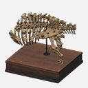 Torso Anchilosauro