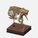 Torso Tirannosauro