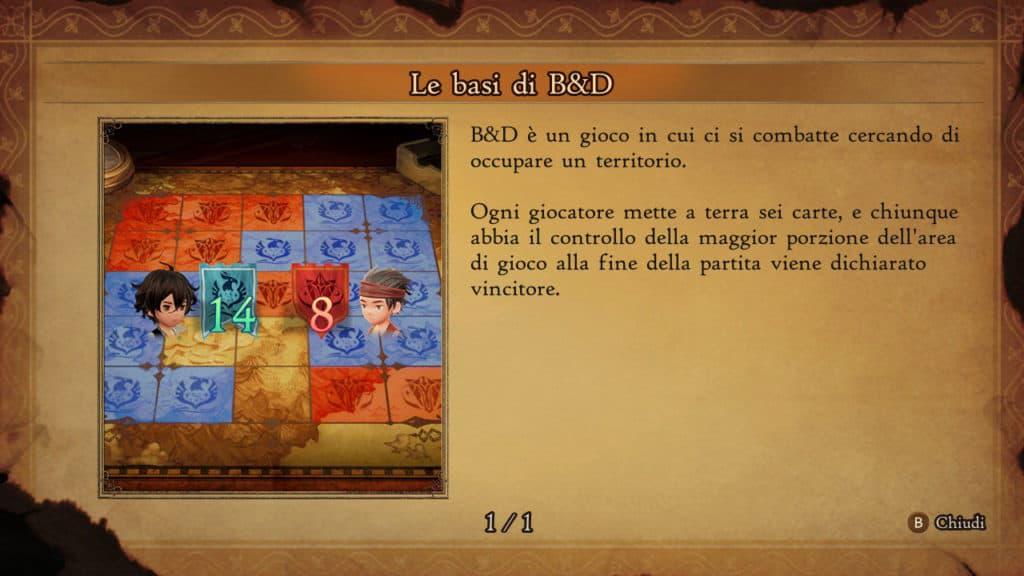 Le basi di B&D di Bravely Default 2 spiegate dal gioco